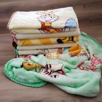 Детское теплое двойное одеялко