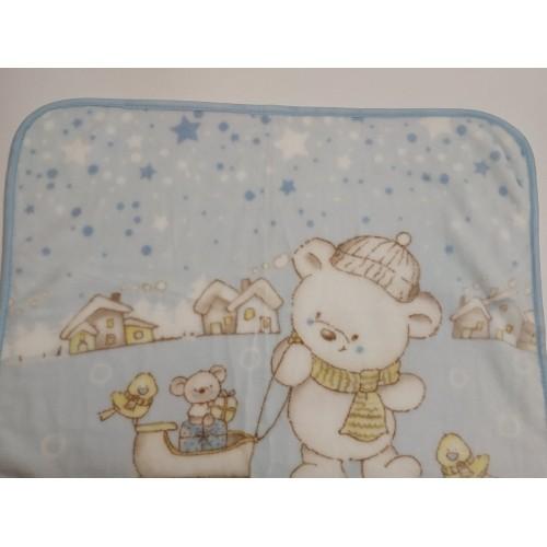 Купить оптом Плед одеялко