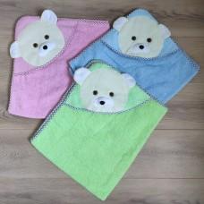 полотенце для купания 80 х 80 см